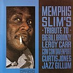 Memphis Slim Tribute To Big Bill Broonzy