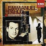 Emmanuel Pahud Scherzandi Nos. 1-6/Flute Concerto in D Major, MH.105