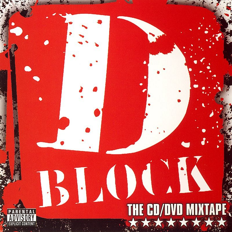 Cover Art: The CD/DVD Mixtape (Parental Advisory)