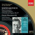 Dmitri Shostakovich Piano Concertos, Op.35 & 102/Three Fantastic Dances, Op.5/Preludes & Fugues, Op.87