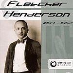 Fletcher Henderson Fletcher Henderson: 1892-1952