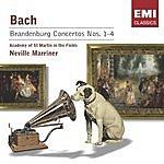 Neville Marriner Brandenburg Concertos Nos. 1-4