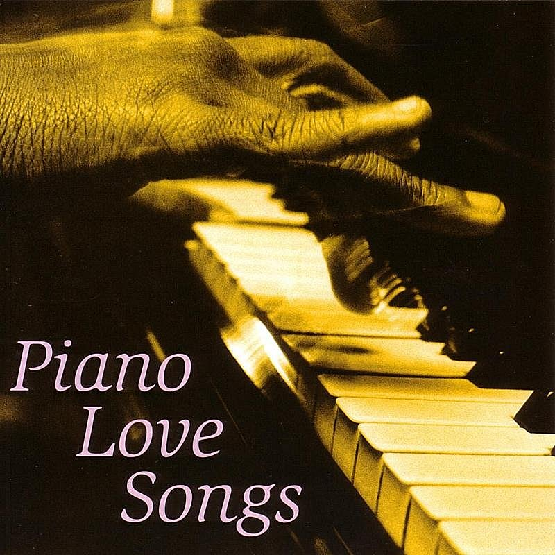 Cover Art: Piano Love Songs