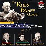 Ruby Braff Watch What Happens...