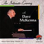 Dave McKenna An Intimate Evening With Dave McKenna