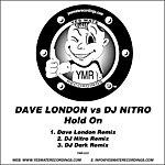 DJ Nitro Hold On (Maxi-Single)