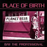 Planet Asia Place Of Birth/BW The Professional (Maxi-Single)