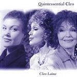 Cleo Laine Quintessential Cleo