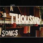 Jim Guthrie A Thousand Songs