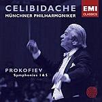Sergiu Celibidache Symphony No.5 in B Flat Major, Op.100/Symphony No.1 in D Major, Op.25