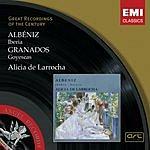 Alicia De Larrocha Iberia, B.47/Goyescas, H.64