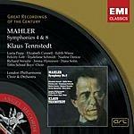 Klaus Tennstedt Symphonies Nos. 4 & 8
