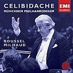 Sergiu Celibidache Orchestral Suites/Suite Francaise/Percussion Concerto