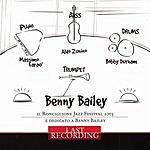 Benny Bailey Last Recording