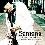 Santana Cry Baby Cry (Single)