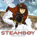 Steve Jablonsky Steamboy: Original Soundtrack