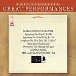 Wolfgang Amadeus Mozart Great Performances: Symphonies Nos. 28, 33, & 35 'Haffner'/Eine Kleine Nachtmusik