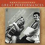 Jacqueline Du Pré Great Performances: Cello Concerto in E Minor, Op.85/Enigma Variations, Op.36/Pomp & Circumstance Marches Nos.1 & 4