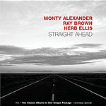 Monty Alexander Straight Ahead