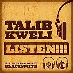 Talib Kweli Listen!!! (2-Track Single) (Parental Advisory)