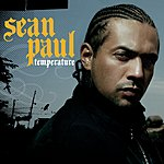 Sean Paul Temperature (3-Track Single)