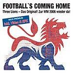 Baddiel Football's Coming Home - Three Lions (Maxi-Single)