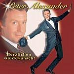 Peter Alexander Herzlichen Glückwunsch!