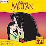 June Foray Mulan (Storyteller Version)