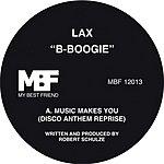 Lax B-Boogie (Single)