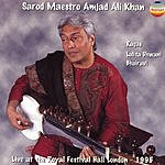 Amjad Ali Khan Live At The Royal Festival Hall London - 1995