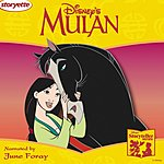 June Foray Disney's Storyteller Series: Mulan