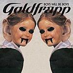 Goldfrapp Boys Will Be Boys (Single)