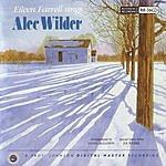 Eileen Farrell Eileen Farrell Sings Alec Wilder
