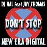 DJ Hal Don't Stop Mixes (Maxi-Single)