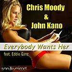 Chris Moody Everybody Wants Her (3-Track Single)