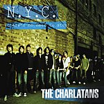 The Charlatans UK NYC (No Time To Stop) EP