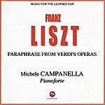 Michele Campanella Paraphrase From Verdi's Operas