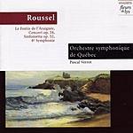 Pascal Verrot Le Festin De L'Araignée, Op.17/Concert Pour Petit Orchestre, Op.34/Sinfonietta Op.52/Symphony No.4 in A Major, Op.53