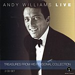Andy Williams Andy Williams Live: Treasures From His Personal Collection
