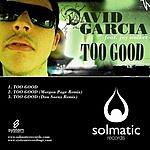 David Garcia Too Good (Maxi-Single)