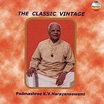 K.V. Narayanaswami The Classical Vintage