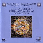 Antonio Pompa-Baldi Eleventh Van Cliburn International Piano Competition: Silver Medalists