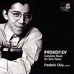 Frederic Chiu Complete Music For Solo Piano