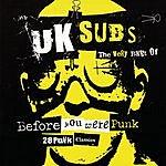 UK Subs Before You Were Punk: 28 Punk Classics