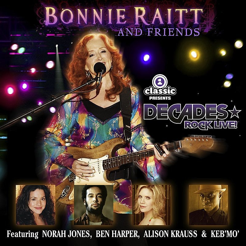 Cover Art: Bonnie Raitt And Friends