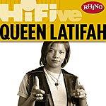 Queen Latifah Rhino Hi-Five: Queen Latifah