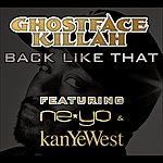 Ghostface Killah Back Like That (Remix) (Parental Advisory)