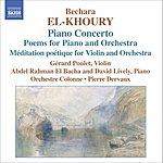 Pierre Dervaux Piano Concerto, Op.36/Poems Nos. 1 & 2/Meditation Poetique, Op.41