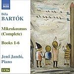 Jenő Jandó Mikrokosmos, Books 1-6 (Complete)