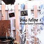 Dino Felipe Dinosaur Bones And Pyramids